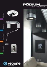 Verweis auf die für Podium for the home-Leuchten - Fegime ...