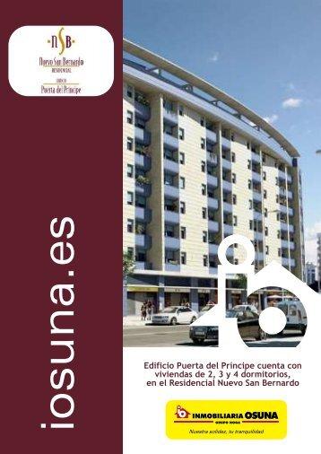 Edificio Puerta del Príncipe cuenta con viviendas de 2, 3 y 4 ...