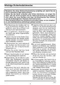 Gebrauchsanweisung GESCHIRR- SPÜLER Modell 114 S mit ... - Seite 5