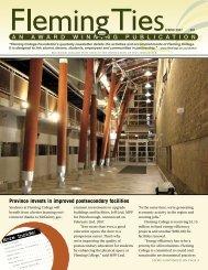 April 2007 ties0407.pdf - Fleming College