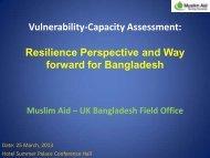 Vulnerability-Capacity Assessment - Solution Exchange