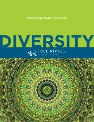 Diversity-at-a-Glance - Stoel Rives LLP