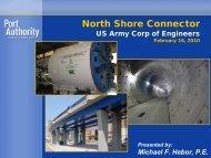North Shore Connector - U.S. Army