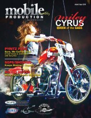 volume 3 issue 1 2010 - Mobile Production Pro