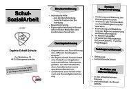 Schul- SozialArbeit - AWO Kreisverband in der Region Osnabrück