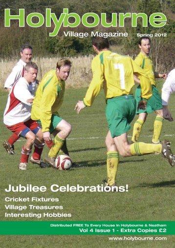 Jubilee Celebrations! - Holybourne