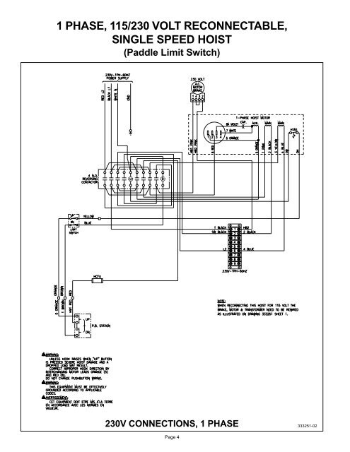 hoist wiring harness wiring diagram web Lift Pump Diagram