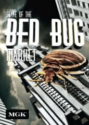 State of the Bed Bug Market - Pest Control Technology