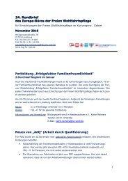 "24. Rundbrief Fortbildung ""Erfolgsfaktor ... - Lag-fw-nds.de"