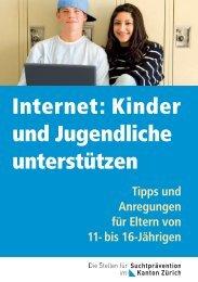 Internet: Kinder und Jugendliche unterstützen