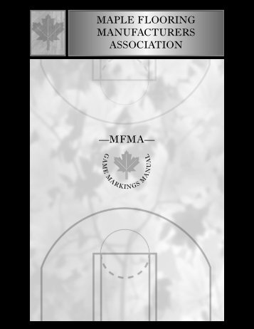 maple flooring manufacturers association - Crescent Hardwood ...