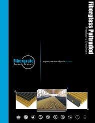 Brochure - Fibergrate Composite Structures Inc.