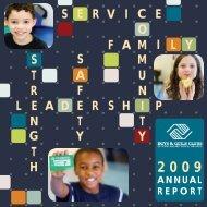 2009 - Boys & Girls Clubs of Portland Metropolitan Area