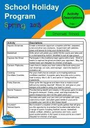 Spring-2013-Activity.. - Extend