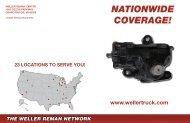 Steering Flyer (Feb 2013) - weller truck parts