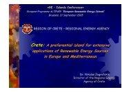 Crete - European Renewable Energy Council