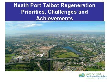 Neath Port Talbot Presentation - Regional Learning Partnership