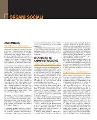 ORGANI SOCIALI - Siae