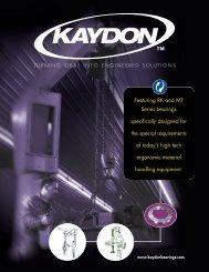 KAY-16582 RK&MT broch - Kaydon Bearings