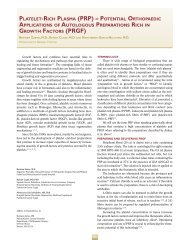 MGH WEST - The Orthopaedic Journal at Harvard Medical School