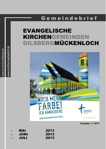 03 2013 - Evangelische Kirche Dilsberg
