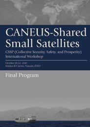Final Program - Caneus.org