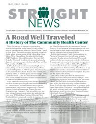 Fall 2002 (Page 2) - Community Health Center