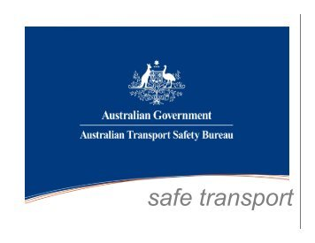 safe transport - Maritime Law Association of Australia and New ...