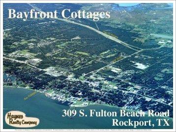 Bayfront Cottages - Haynes Realty