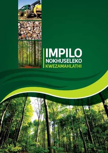 Health and Safety in Forestry- IsiXhosa - Department of Labour