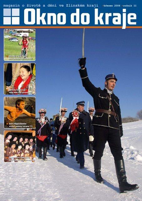 březen 2006 ročník II - Okno do kraje