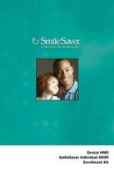 600N Enrollment Form - Dental Alternatives Insurance Services Inc
