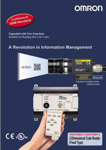 A Revolution in Information Management 2-Dimensional Code ...