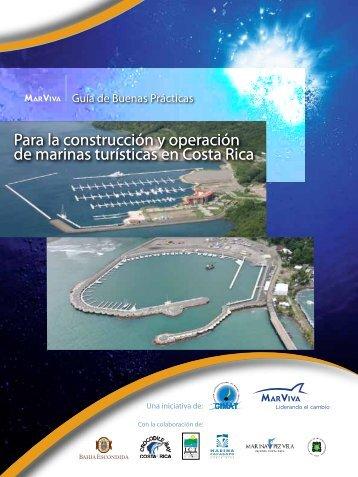 Para la construcción y operación de marinas turísticas ... - Costa Rica
