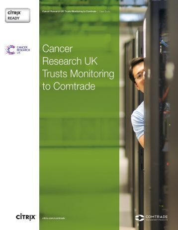 case study cancer research uk 2 cancer research uk is the world's foremost independent charity dedicated to cancer awareness, research, prevention, diagnosis and treatment.