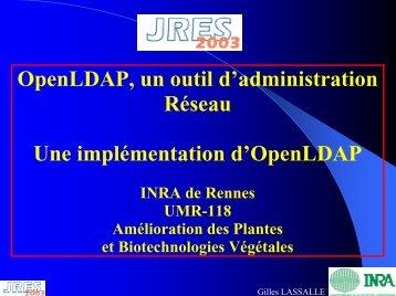 diapo - JRES 2003