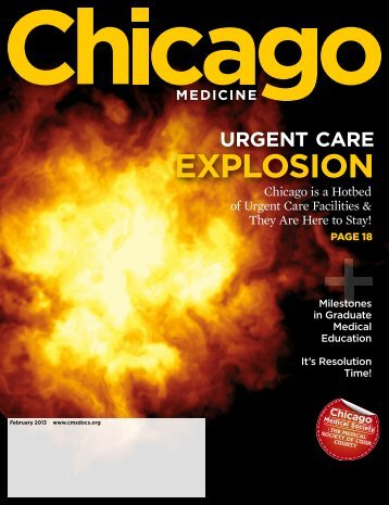 February 2013 - Chicago Medical Society