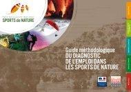 Guide méthodologique du diaGnostic de l'emploi dans les sports de ...