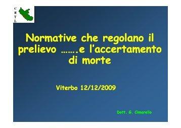Morte cerebrale.pdf - IPASVI Viterbo