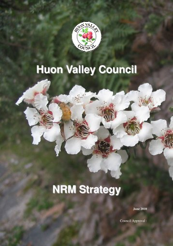 Natural Resource Management Strategy - Huon Valley Council