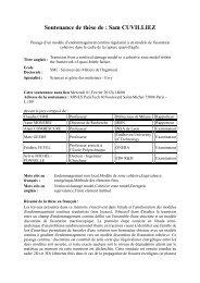 information - MINES ParisTech