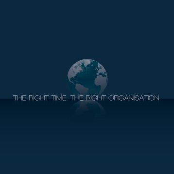 FIA Global Brochure - Futures and Options Association