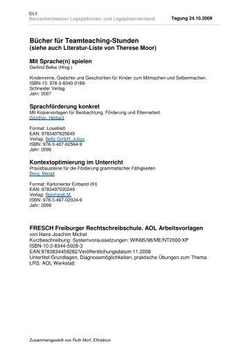 Musterbriefe Zusammenarbeit : Free magazines from logopaedie