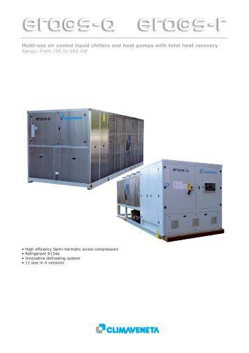 Chiller 300 Heat Pump Controller manual