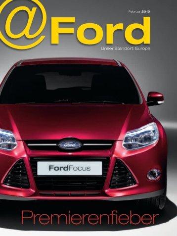 Premierenfieber - Ford