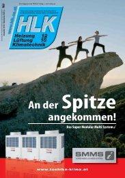 An der Spitze angekommen! - Energieweb