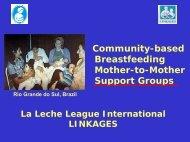 Profile of Facilitator - Linkages Project