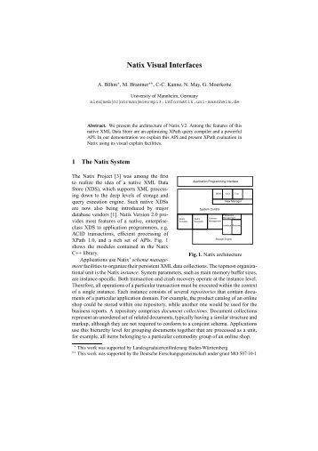 Natix Visual Interfaces - ResearchGate