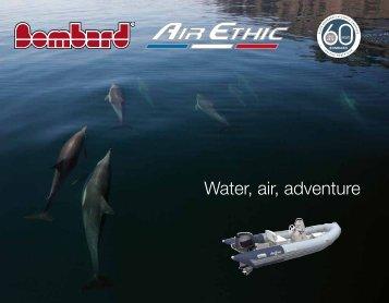 Bombard Air Ethic - Western Marine