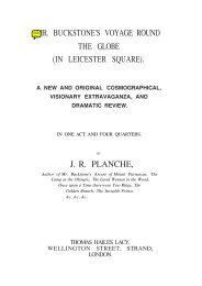 mr. buckstone's voyage round the globe (in leicester square).